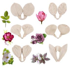 37a17de9052 Frisadores   Moldes Para Termoformados   Flores En Goma Eva en ...