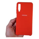 Funda Silicone Case Original Samsung A7 2018 Forro A7 2018