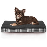 Furhaven Deluxe Orthopedic Egg Crate Mattress Pet Bed For Do