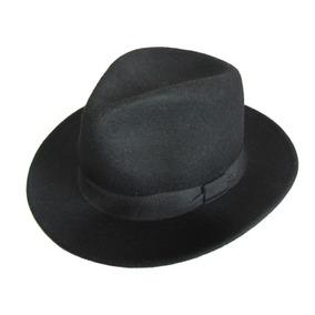 Chapéu Fedora Tipo Indiana Jones Importada Itália 100% Lã ed0292ff39e