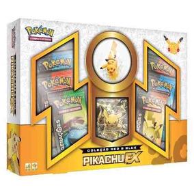 Pokémon Box Gerações Pikachu Ex