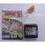 Sonic The Hedgehog 2 Sega Game Gear Garantizado