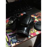 Camara Digital Fuji Finepix S2800hd