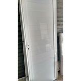 Porta Lambril Alumínio Branco 210x90