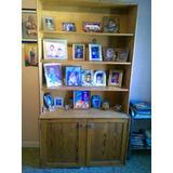Mueble Tipo Biblioteca De Madera De Pino