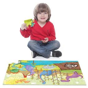 Quebra-cabeça 48 Peças Dinos - Toyster