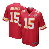 Camisa Kansas City Chiefs Patrick Mahomes 15 Pronta Entrega