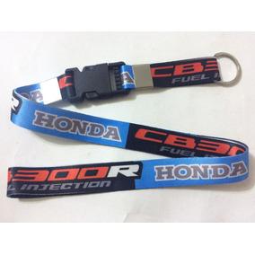 Chaveiro Cordão Pescoço Moto Yamaha Honda Harley + Modelos