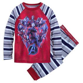 Pijama Avengers Disney Store Varias Tallas