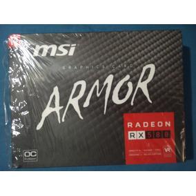 Msi Armor Rx 580 8gb Oc