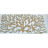 Placa Decorativa Mdf 9 Mm (255x95 Cm)