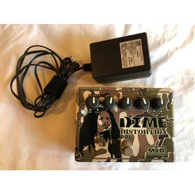 Dimebag Darrell Pedal Dunlop Mxr Dd11 Distorsion Guitarra