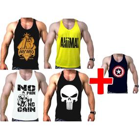 Regatas Cavada (maromba Moda Fitness) - Camisetas e Blusas no ... 4533a8b0861
