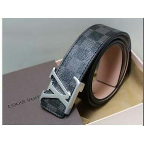 Cinturon Louis Vuitton Original - Cinturones Hombre Louis Vuitton ... 4bf673ad05f2