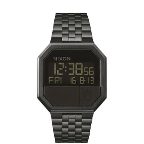 Reloj Re Run Negro Nixon