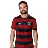 Camisa Flamengo Oficial 1 adidas 2018