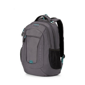 Mochila Swiss Gear- Slate Cement / Raffia Teal 6601414416