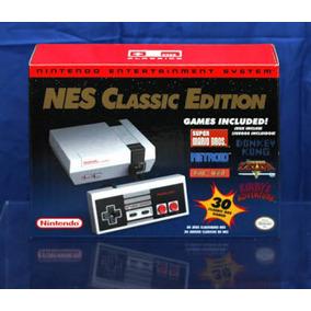 Nes Classic Edition 30jogos Mini , Nintendinho