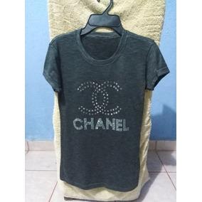 Blusas Chanel, Gucci.