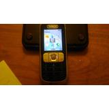 Celular Nokia 2630 Funciona Perfecto. Detalles De Uso