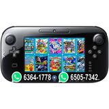 Se Instalan Juegos Nintendo Wii U !!