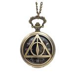 Reliquias Reloj Collar Gira Tiempo Hermione Harry Potter Uni