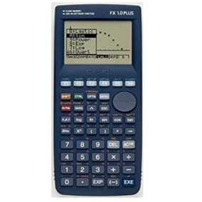 Calculadora Casio Graficadora Algebra Fx 1.0 Plus