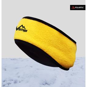 Abanico Headband Bandana De Fibra Polar Vértigo
