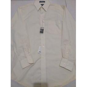 Camisa Croft&barrow Crema Talla M(32-33)
