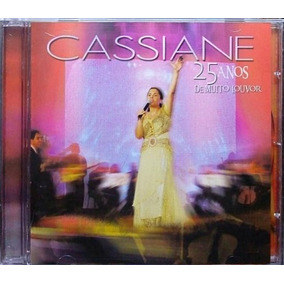 cd cassiane 25 anos playback