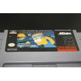 Juego Para Super Nintendo Virtual Bart