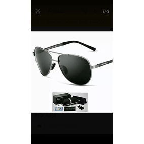 Óculos De Sol Aviador Masculino Feminino Original Polarizado