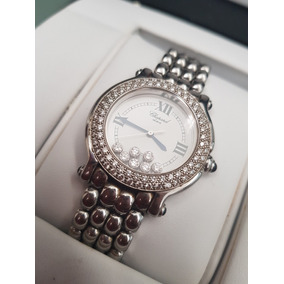 Reloj Chopard Happy Sport Diamond Impecable