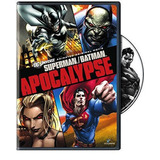 Dvd Superman/batman, Apocalypse
