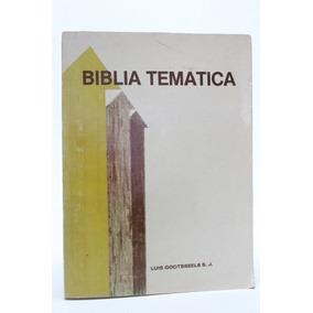 Biblia Temática Luis Godtsseels F4