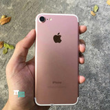 Iphone 7 32gb Ouro Rosa Seminovo Novinho + Brindes - Apple