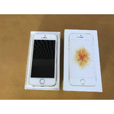 Iphone Se 64 Gb Semi Novo Excelente Completo + Brindes + Nfe