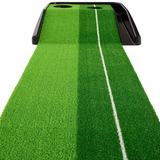 Alfombra De Putting Oficina Golf Practica 500 Automatic