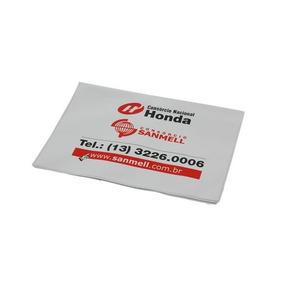 200 Porta Documentos Pvc Personalizado C/ Sua Logo 1 Cor
