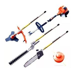 Roçadeira 4x1 Multi-funções - Siga Tools - A Gasolina