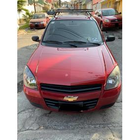 Chevrolet Chevy 1.6 5p Paq C Mt 2011