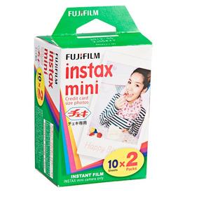 Cartuchos De Camara Fujifilm Instax Mini