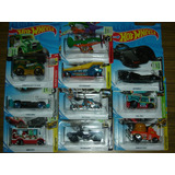 Hot Wheels Batimovil Packs X 10 Original Mattel