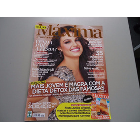 Revista Maxima Nº 25 - Isis Valverde