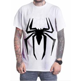 Camiseta Camisa Personalizada Homem Aranha Vingadores 3d c08328575a161