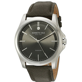 Reloj Kenneth Cole New York Diamond Acero Hombre 10027419