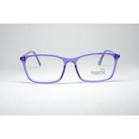 94fd79b2e6507 Oculos Degrade Feminino Quadrado - Óculos Armações no Mercado Livre ...