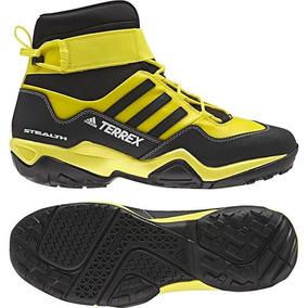 Tenis adidas Terrex Hydro lace Yellow black Nasotafi2 ae7414a0ab6