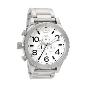 76f0d244154 Nixon Relogio Branco - Relógios no Mercado Livre Brasil
