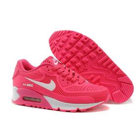 Zapatos Clarks Deportivos Zapatos Nike de Hombre Rosa